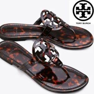 New Tory Burch Miller sandals 8.5